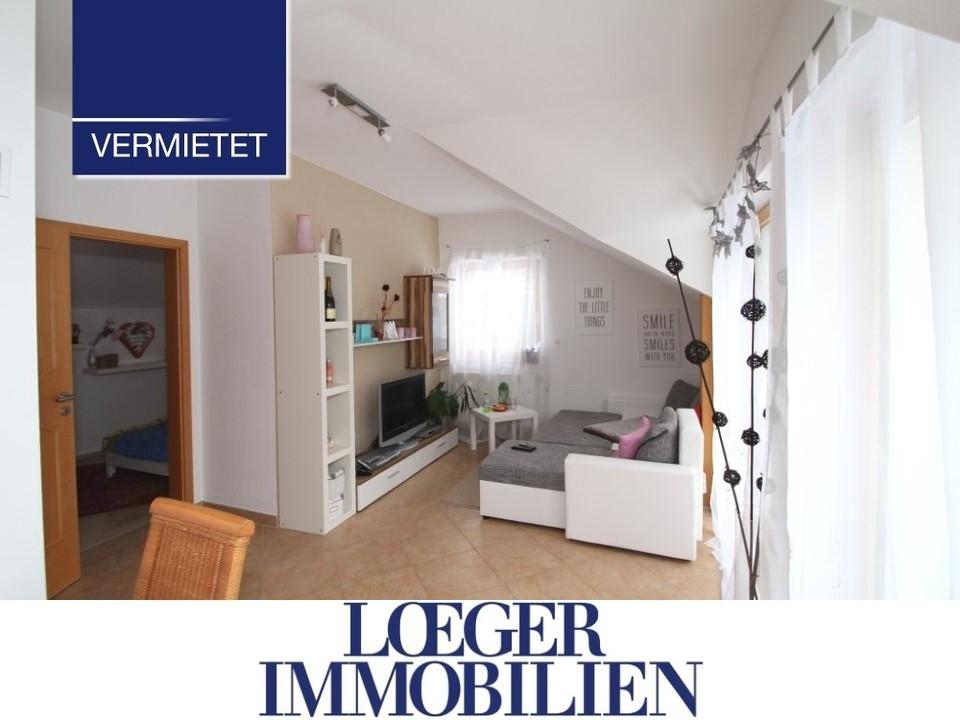 +VERMIETET+ Kinderlieber Single gesucht! 2-Zimmer-Wohnung zur Miete