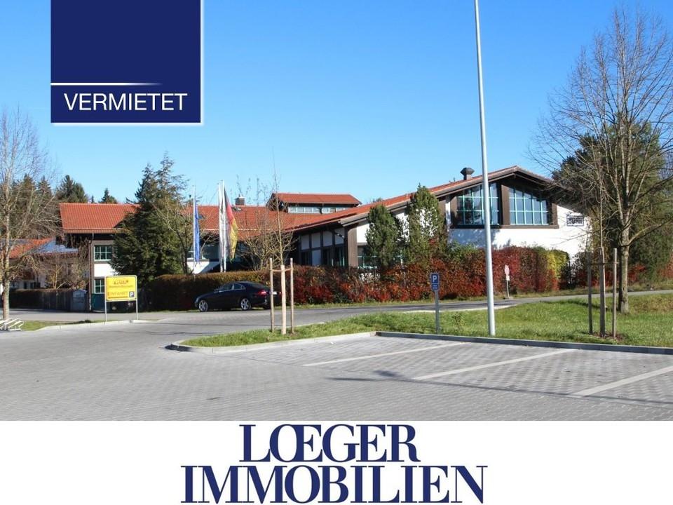 Repräsentativer Firmensitz am Starnberger See