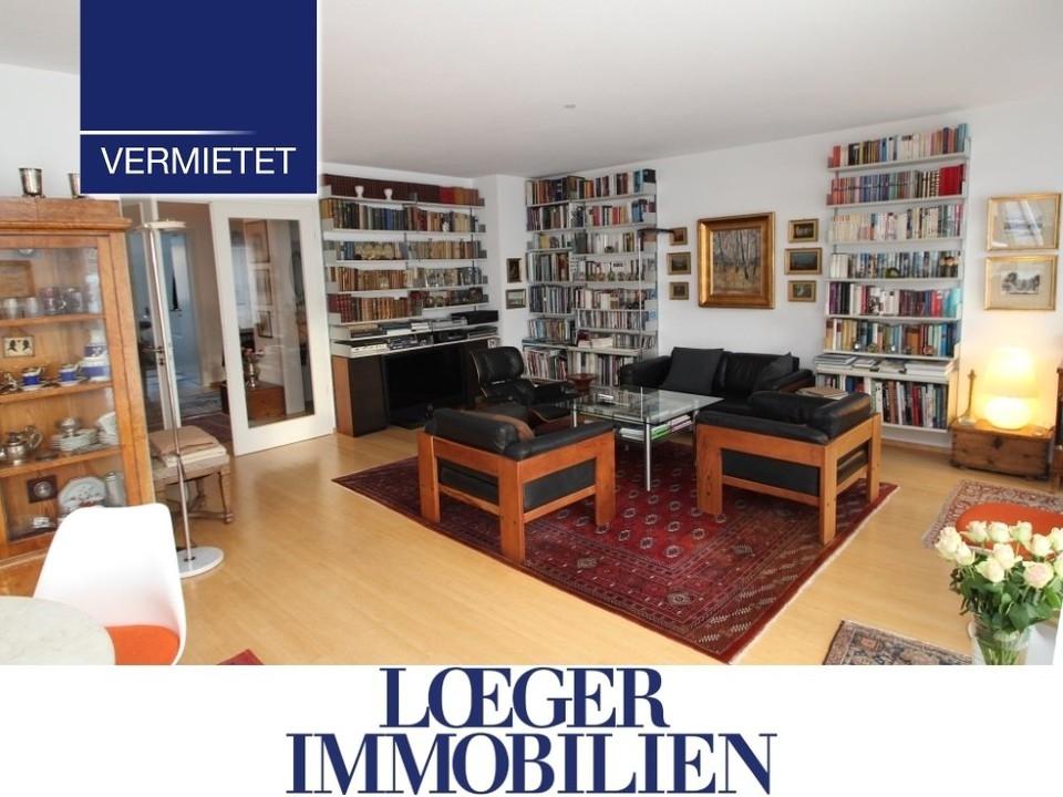 +VERMIETET+ 3-Zimmer-Wohnung in Tutzing zur Miete