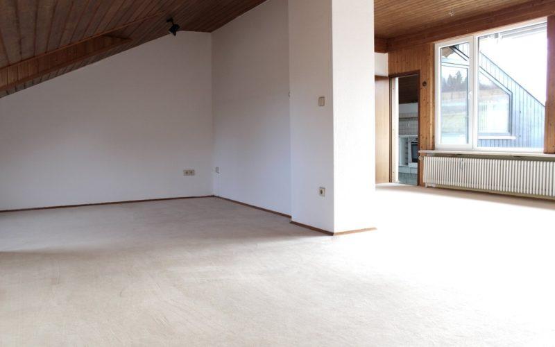 Wohnzimmer - Arbeitsbereich