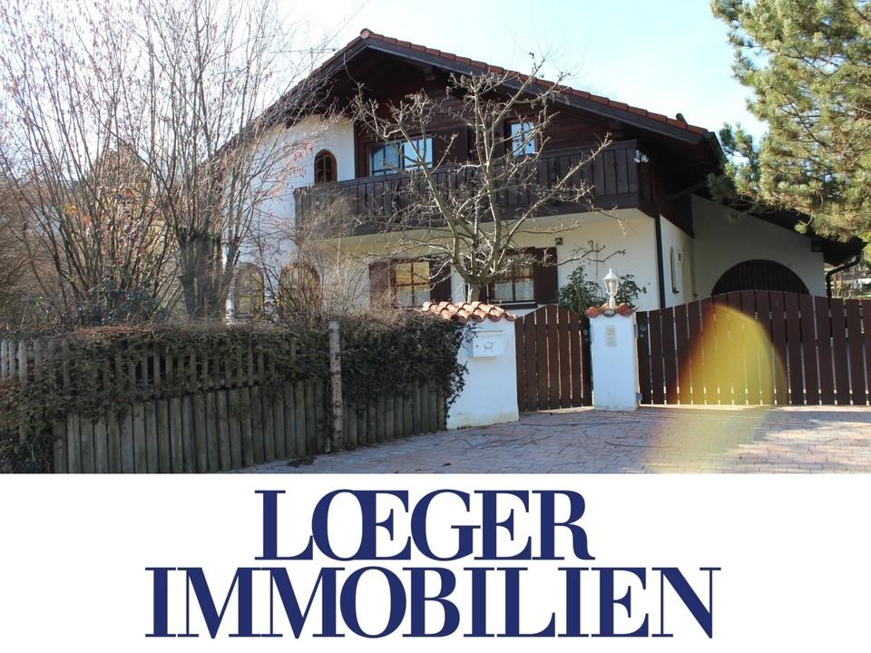 +VERKAUFT+ Elegantes Einfamilienhaus mit Platz für Kinder und zum Arbeiten