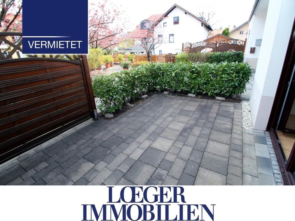 +VERMIETET+Erdgeschoss-Wohnung in Tutzing