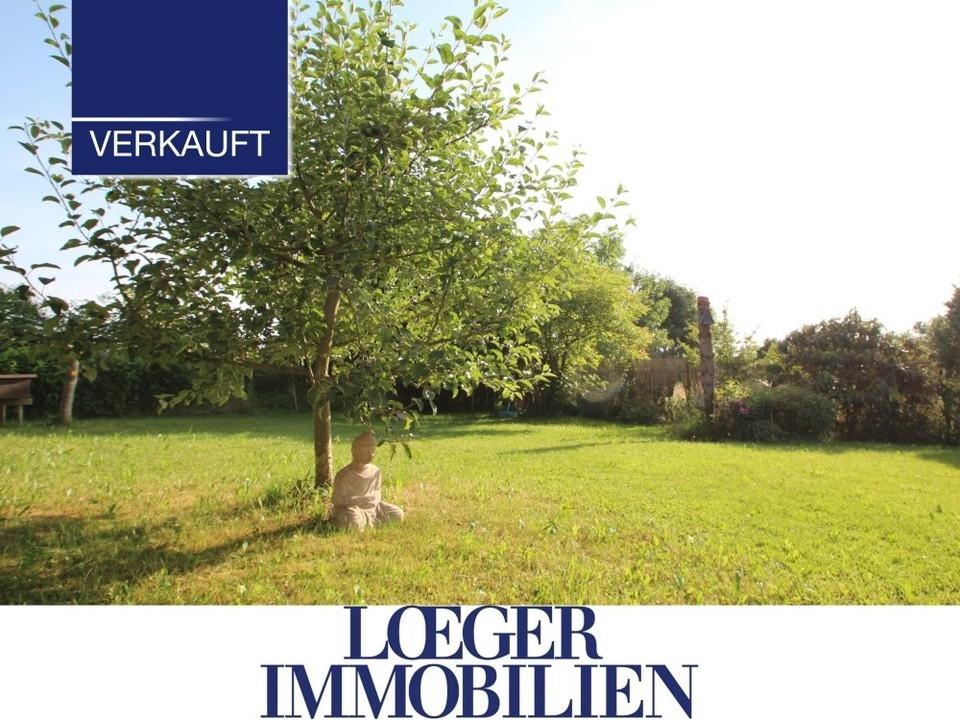 +VERKAUFT+ Einfamilienhaus am Ammersee