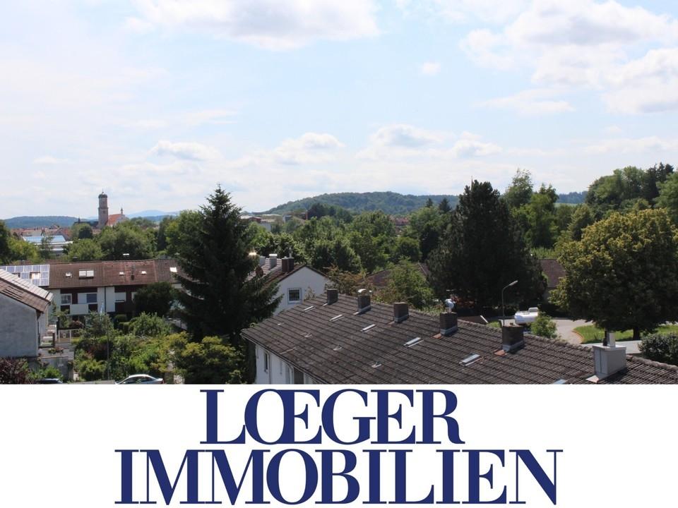 +VERMIETET+ Appartement in Weilheim
