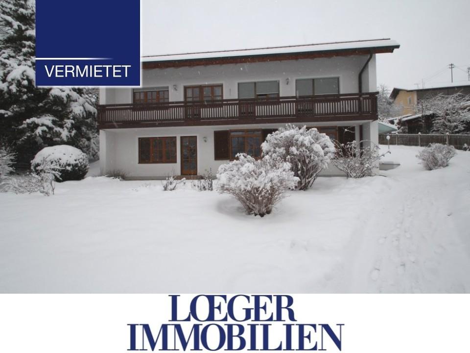 +VERMIETET+ 3-Zimmer-Erdgeschoss-Wohnung mit Süd-Terrasse
