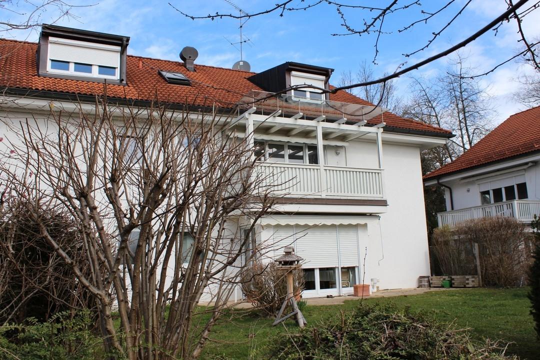 +VERMIETET+Sonnige Wohnung mit Balkon in Tutzing