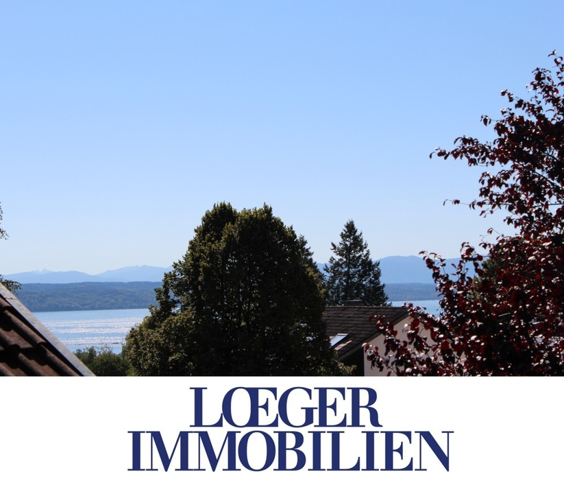 +VERMIETET+Galeriewohnung mit Seeblick in Tutzing am Starnberger See