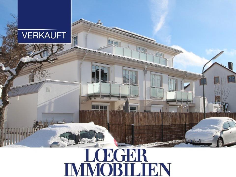 +VERKAUFT+ 3-Zimmer-Dachterrassenwohnung mit Weitblick in Solln