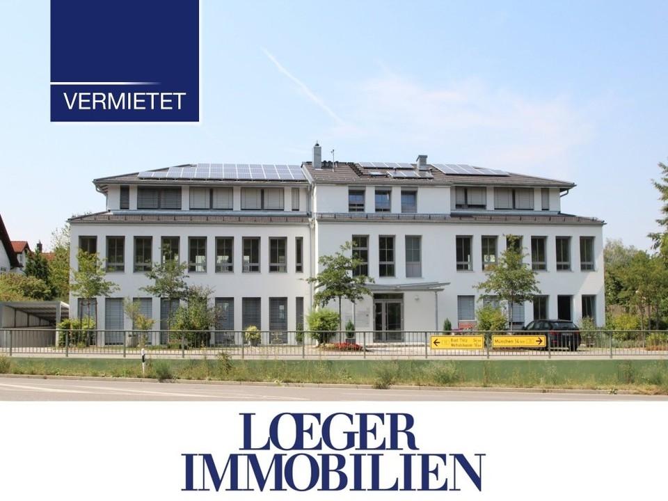 +VERMIETET+ Repräsentativer Firmensitz im Isartal