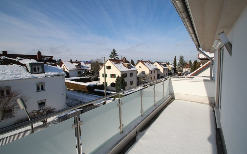 Süd-Terrasse mit Weitblick