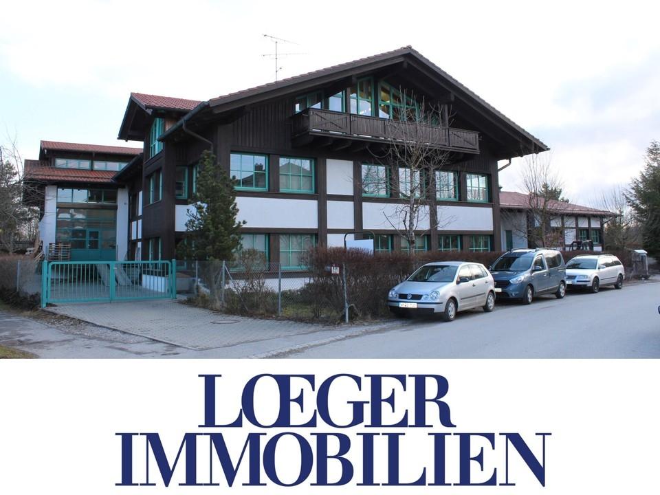 +VERKAUFT+Bernried – Ihr repräsentativer Firmensitz am Starnberger See