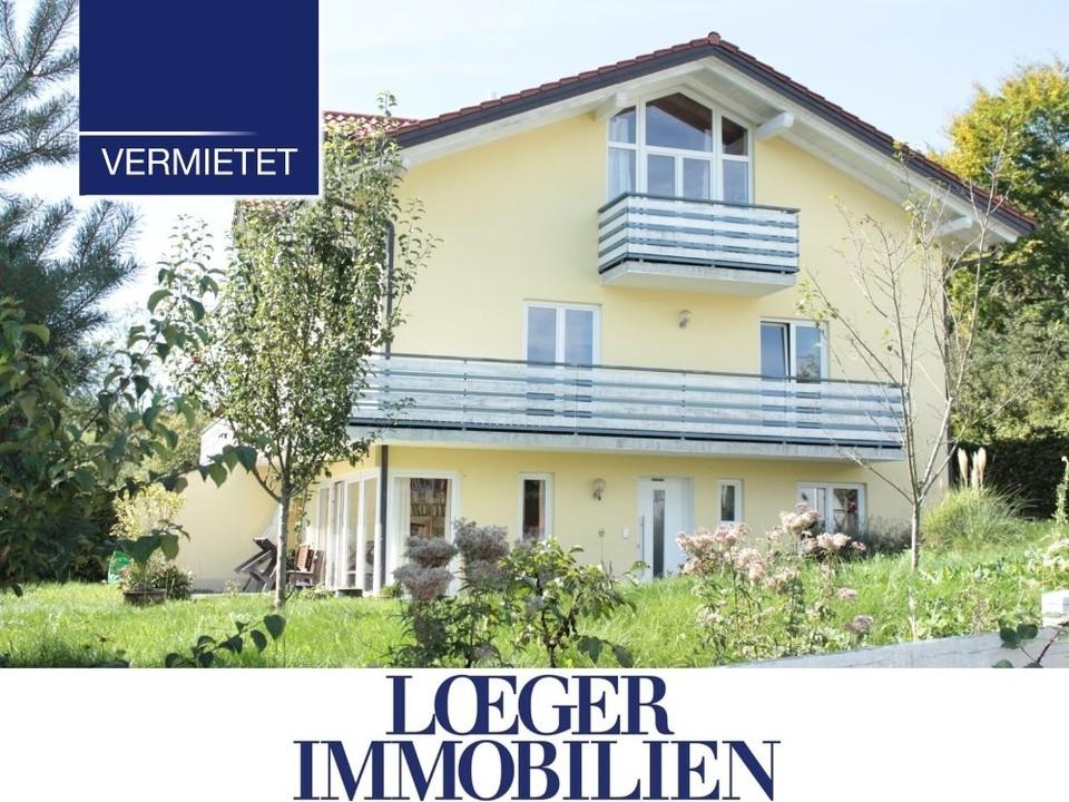 +VERMIETET+Doppelhaushälfte in Tutzing