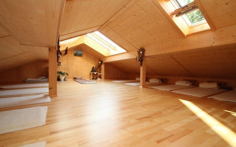 biologisch ausgeb. Dachstudio