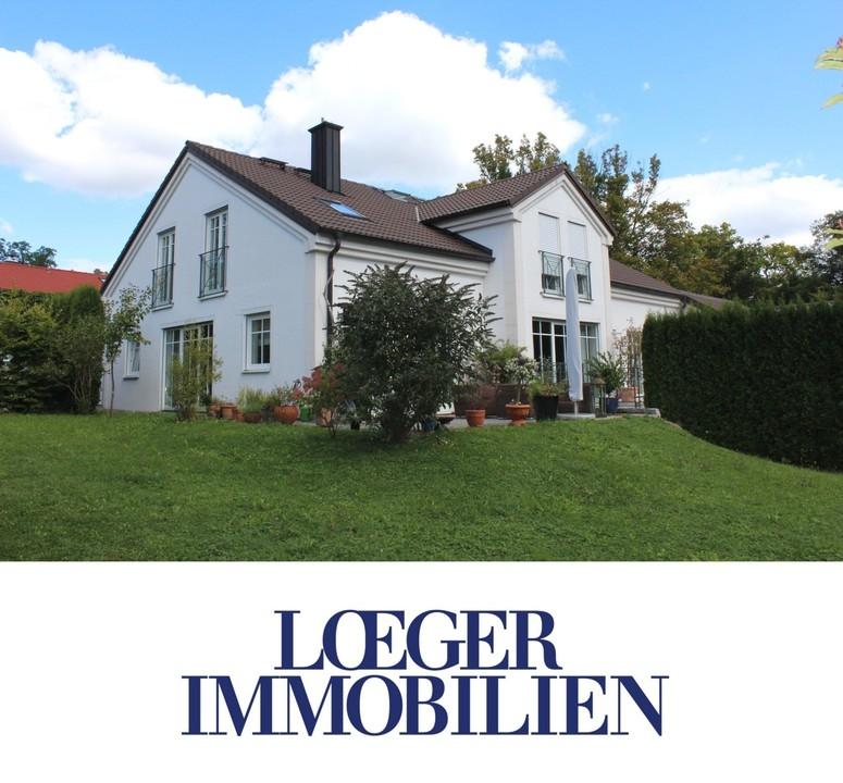 +VERMIETET+ Exklusive Villenhälfte in begehrter Wohnlage von Feldafing