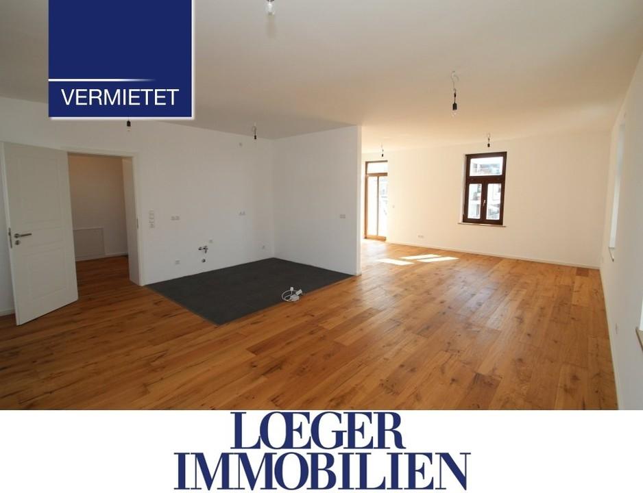 """+VERMIETET+ Wohnen im alten """"Postamt"""" – 2 1/2-Zimmer-Wohnung in Tutzing"""
