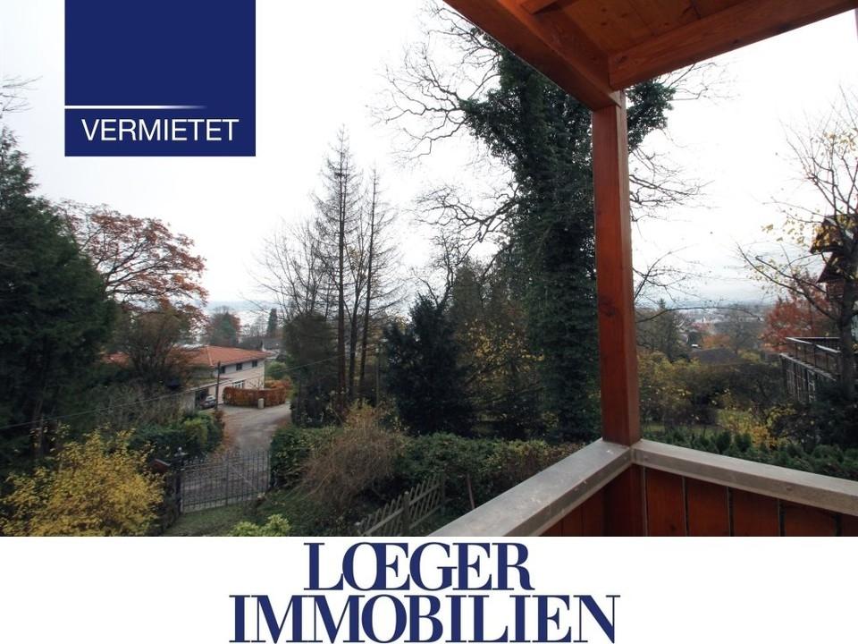 +VERMIETET+ Wohnung mit Seeblick in Tutzing