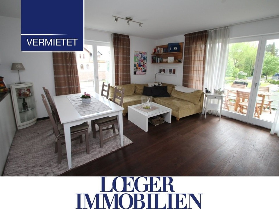 +VERMIETET+ Elegante Wohnung mit Lift und Balkon in Zentrumslage
