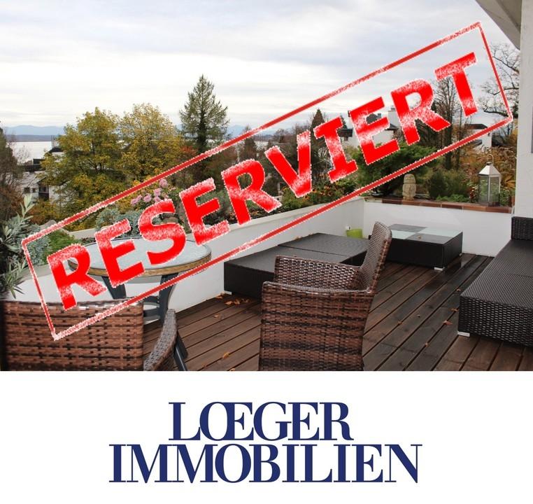 +VERKAUFT+ Seeblick und Bergblick – Eigentumswohnung in Tutzing