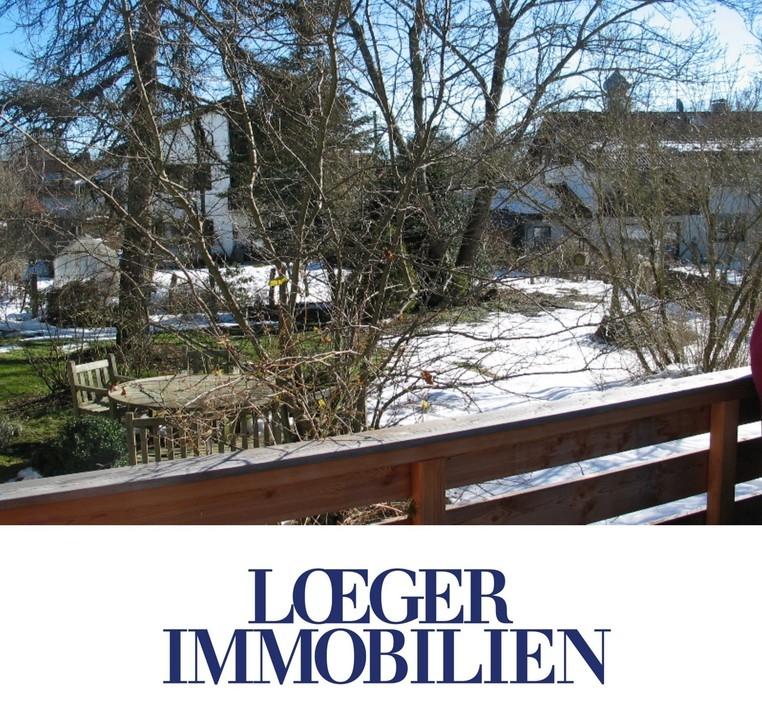 +VERMIETET+ Appartement in Bernried