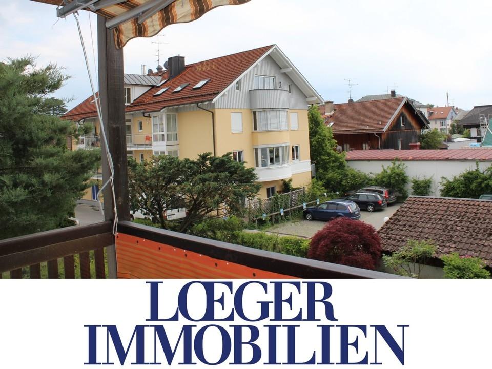 +VERMIETET+ Zentrumslage – Mietwohnung in Tutzing