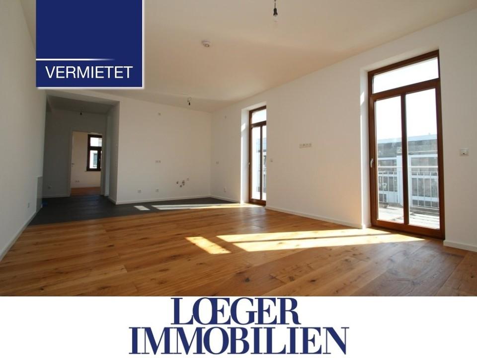 """+VERMIETET+ Ideal für Pendler – 3-Zimmer-Wohnung im alten """"Postamt"""" in Tutzing am Starnberger See"""
