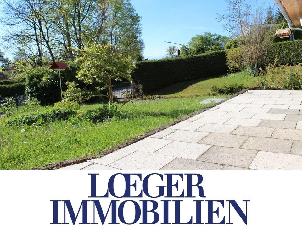 +VERMIETET+ Kleines Haus mit Garten in Tutzing