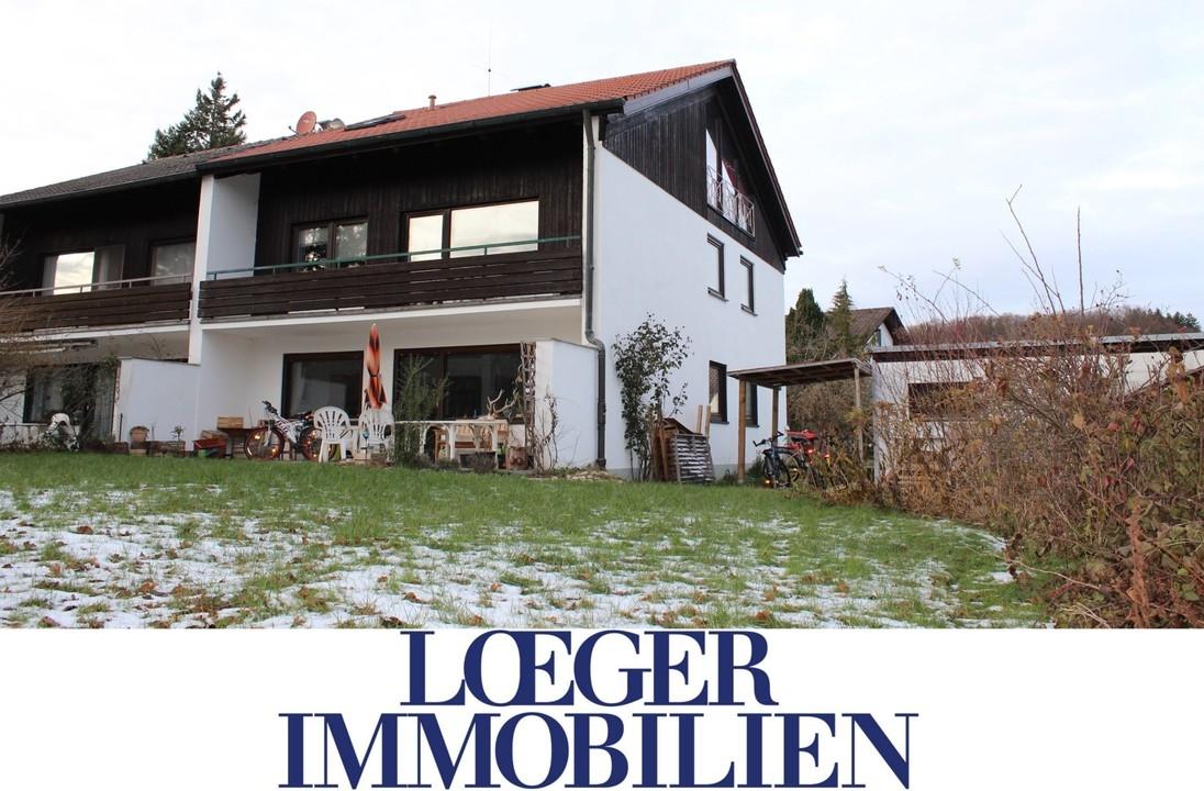 +VERMIETET+Familienfreundliche Doppelhaushälfte in Tutzing