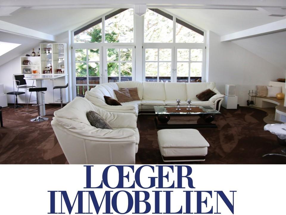 +VERKAUFT+Großes Haus für hohe Ansprüche in Starnberg