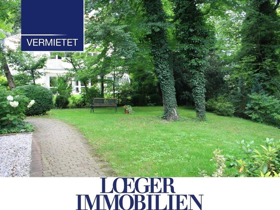 +VERMIETET+Helle Wohnung mit EBK in Tutzing