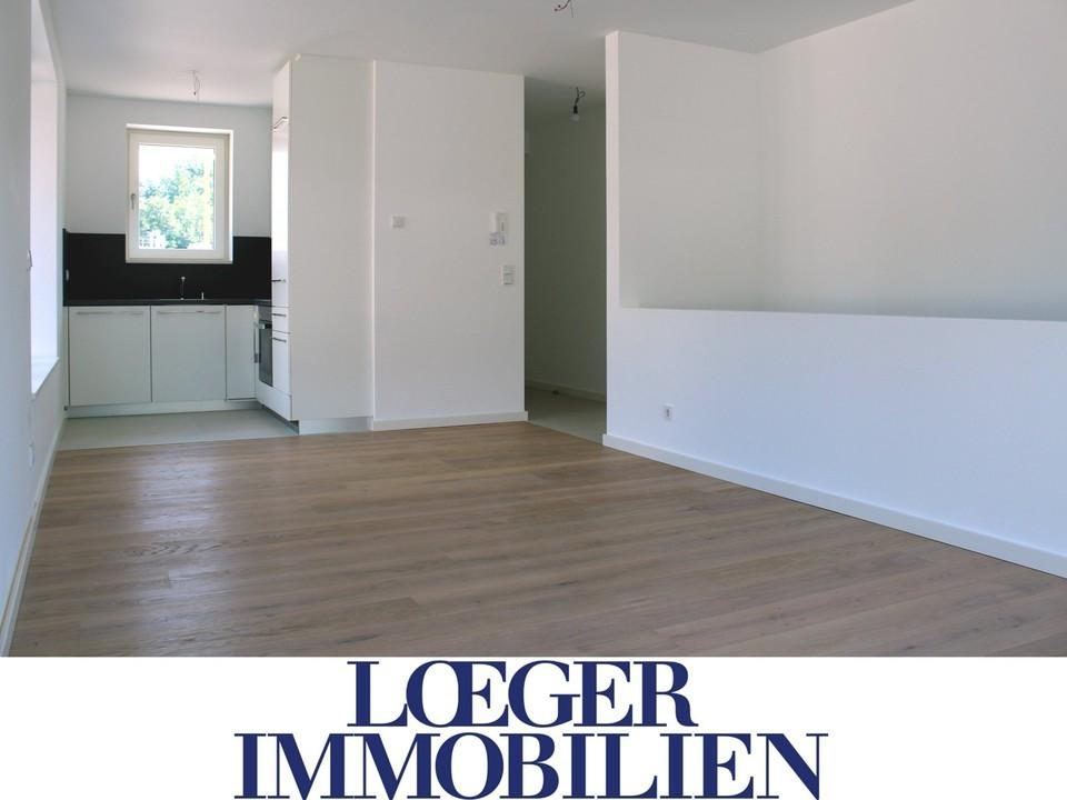 +VERMIETET+ 2-Zimmer-Erdgeschoss-Wohnung in Tutzing
