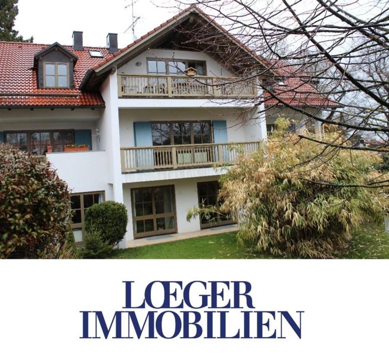 +VERMIETET+ nur wenige Meter zum Starnberger See – großzügiges Appartement in zentraler Lage