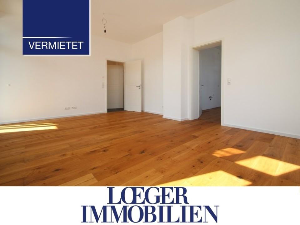 +VERMIETET+ zentrale 2-Zimmer-Wohnung in Tutzing mit großem Balkon