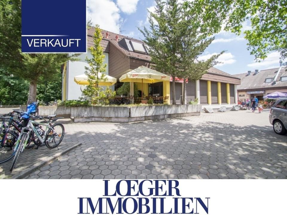 +VERKAUFT+ Zirndorf: Gewerbeeinheit als Büro oder Ladengeschäft – Selbstnutzung oder Kapitalanlage