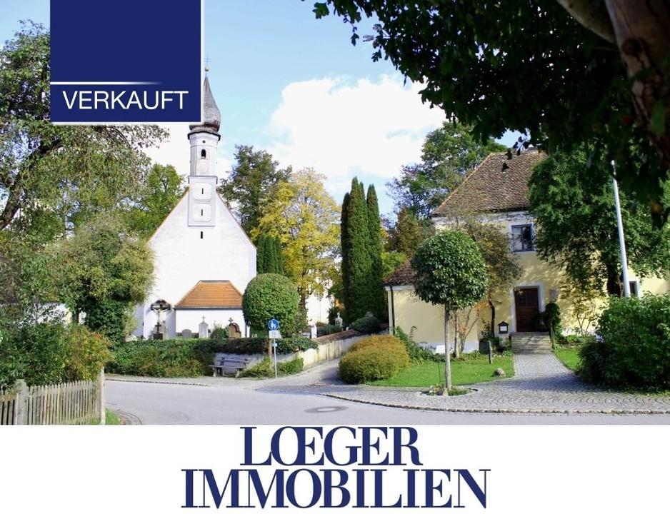 +VERKAUFT+ Baugrundstück im schönsten Dorf Bayerns
