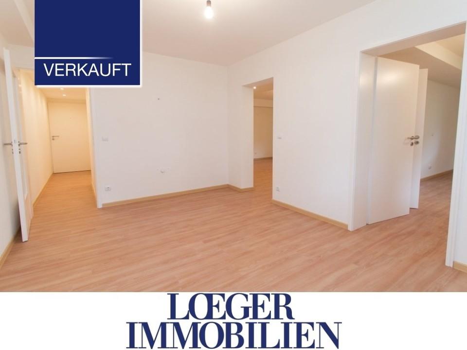 +VERKAUFT+ 3-Zimmer-Souterrain-Wohnung in Starnberg-Percha