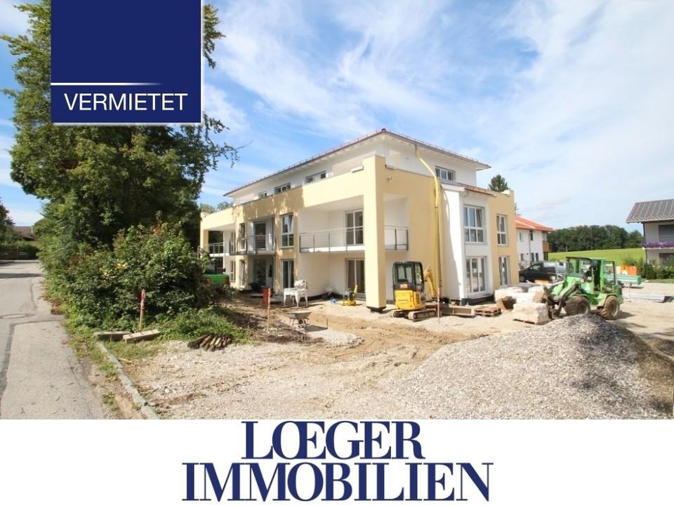 +VERMIETET+ 2-Zimmer-Wohnung in Bernried am Starnberger See