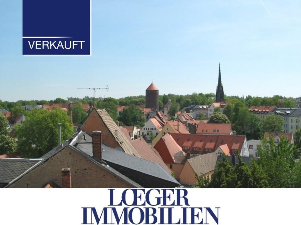 +VERKAUFT+ Mitten drin! Gut vermietete 2-Zimmer-Wohnung im Zentrum von Freiberg
