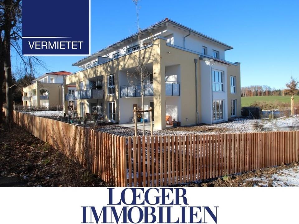+VERMIETET+ 3-Zimmer-Wohnung in Bernried