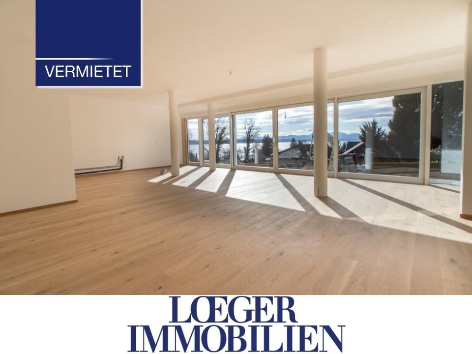 +VERMIETET+ Traumblick gepaart mit moderner und eleganter Ausstattung in Tutzing