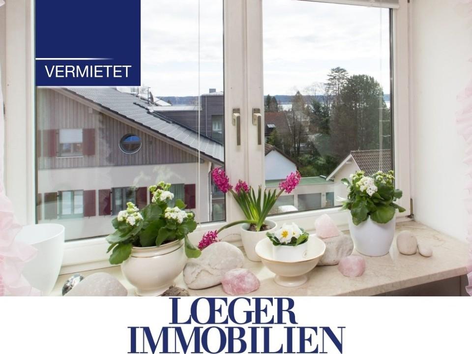 +VERMIETET+ Sportlicher Single gesucht! Kleine DG-Wohnung in Tutzing