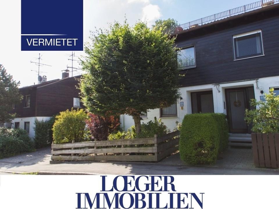 +VERMIETET+ großzügige Doppelhaushälfte mit Süd-Garten in Tutzing