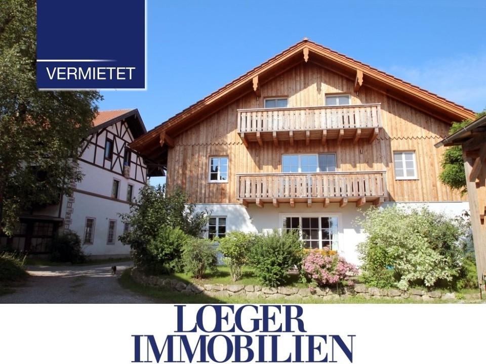 +VERMIETET+ Exklusive 5-Zimmer-Wohnung im Landhausstil