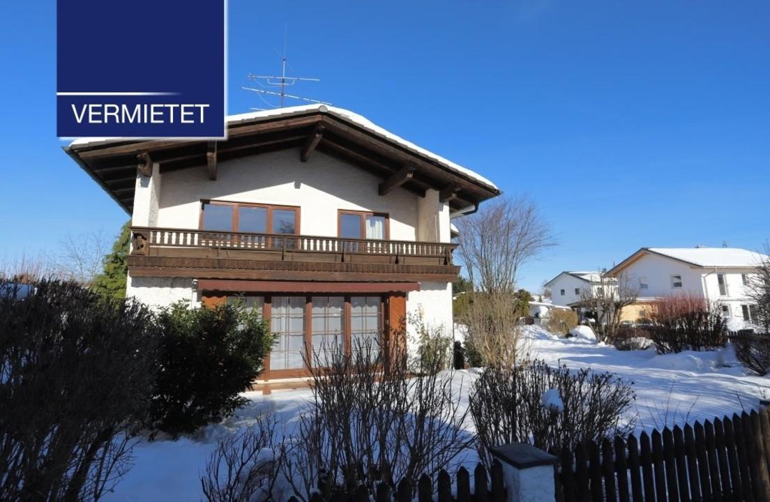 +VERMIETET+ Gemütliches Landhaus mit schönem Garten in ruhiger Wohnlage