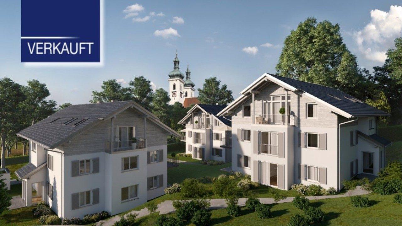 +VERKAUFT+ WOHNPARK TUTZING 2-Zimmer-EG-Wohnung + Hobbyraum mit Bad, Gartenanteil