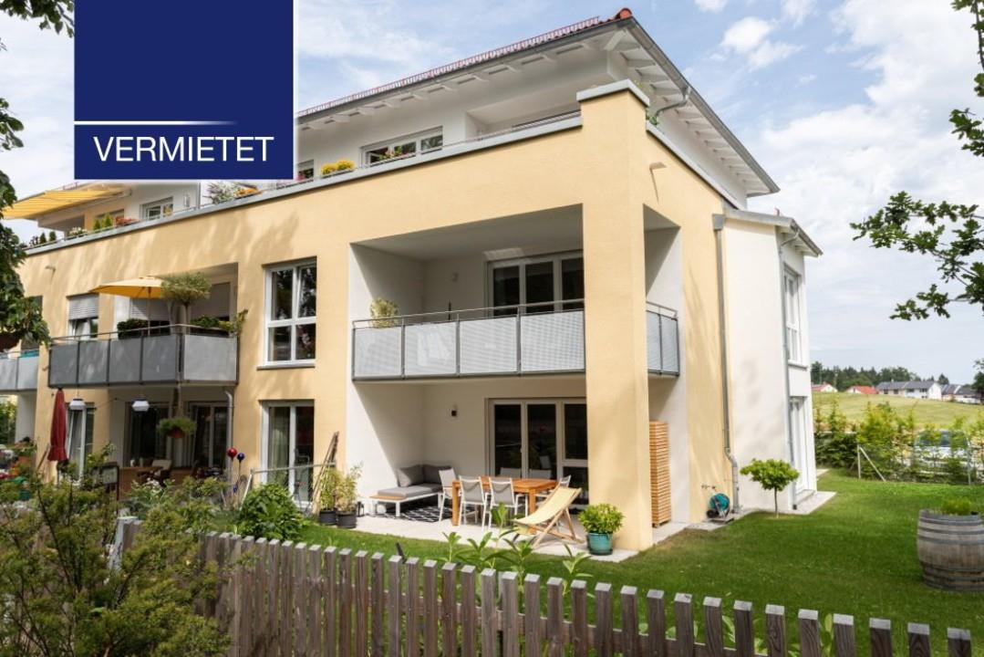 +VERMIETET+ Elegante und sonnige 3-Zimmer-Wohnung in Bernried