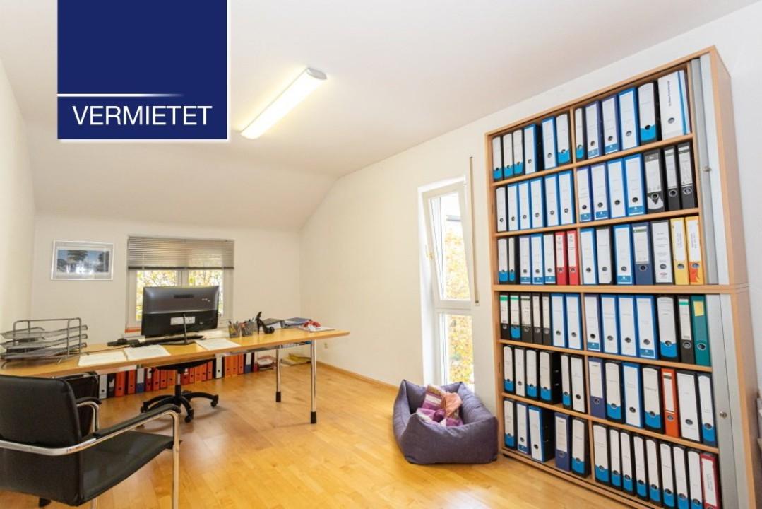 +VERMIETET+ helle Maisonettewohnung zum Wohnen und Arbeiten