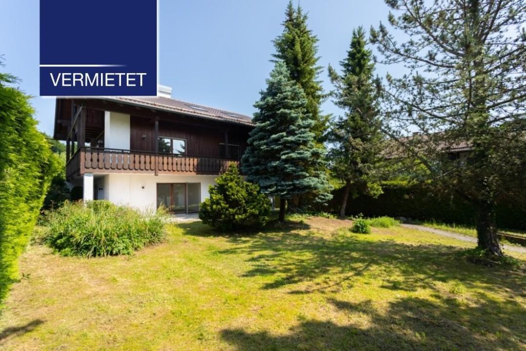 +VERMIETET+ Generationenwohnen – 2 Wohneinheiten mit Garten und Balkon