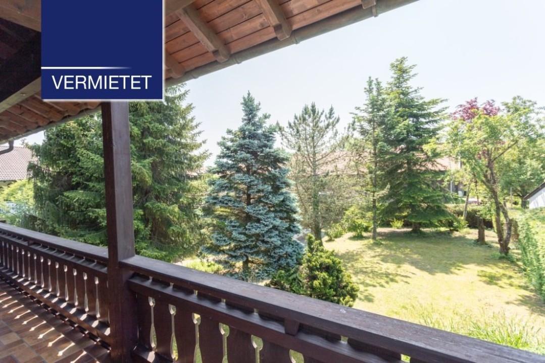 +VERMIETET+ Ruhig gelegene 2-Zimmer-Wohnung mit Blick ins Grüne