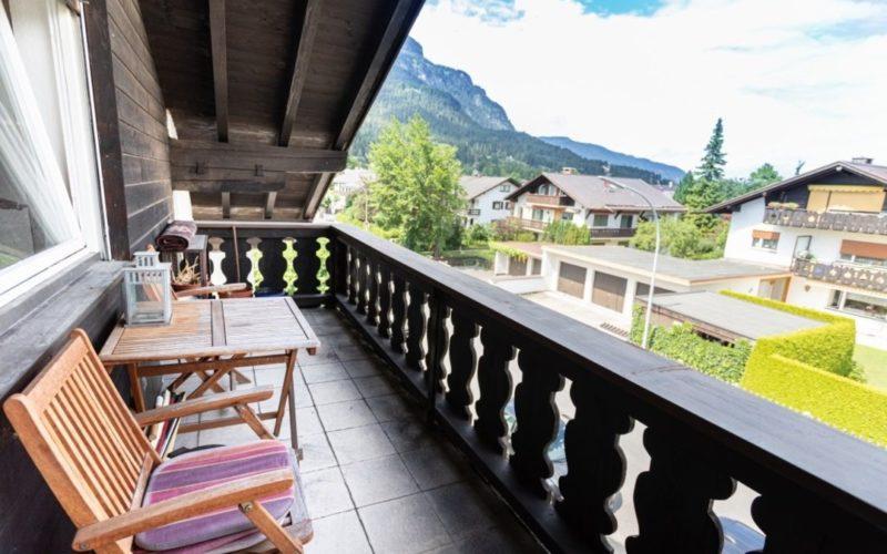 Ost Balkon