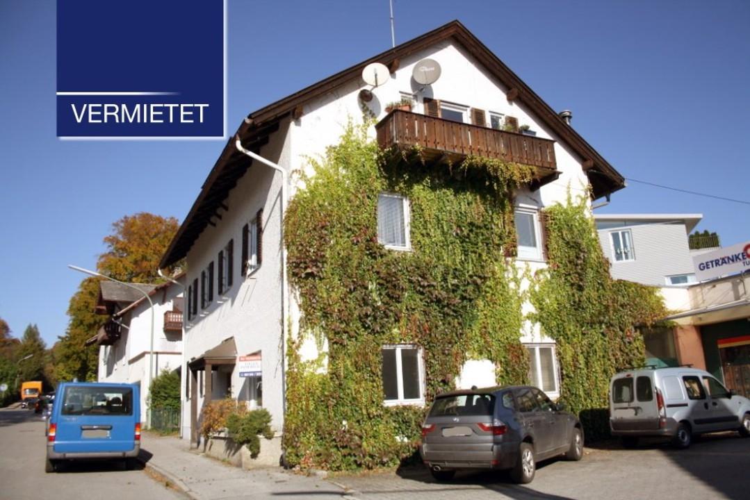 +VERMIETET+ Büro mit 4 Räumen in zentraler Lage von Tutzing